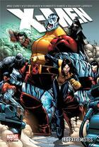 Couverture du livre « X-Men ; les extrémistes » de Ed Brubaker aux éditions Panini