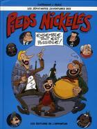 Couverture du livre « Les Pieds Nickelés ; ensemble, tout est possible ! » de Herle et Francois Corteggiani aux éditions L'opportun