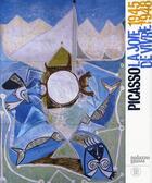 Couverture du livre « Picasso, la joie de vivre (1945-1948) » de Jean-Louis Andral aux éditions Skira