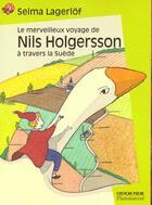 Couverture du livre « Nils Holgersson » de Michel Boucher et Selma Lagerlof aux éditions Pere Castor