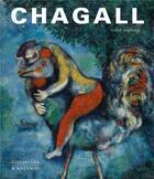 Couverture du livre « Chagall » de Itzhak Goldberg aux éditions Citadelles & Mazenod