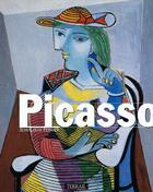 Couverture du livre « Picasso » de Ferrier/Jean-Lo aux éditions Terrail