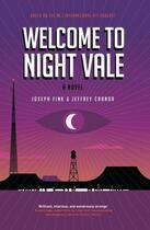 Couverture du livre « WELCOME TO NIGHT VALE » de Joseph Fink et Jeffrey Cranor aux éditions Orbit