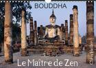 Couverture du livre « Bouddha Le Maître de Zen (Calendrier mural 2020 DIN A4 horizontal) ; Images du Bouddha, d'Asie et d'ailleurs. (Calendrier mensuel, 14 Pages ) » de Chris Hellier aux éditions Calvendo