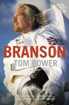Couverture du livre « Branson Biography » de Tom Bower aux éditions 4th Estate