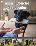 Couverture du livre « Assis ! couché ! pas bouger ! » de Gwen Bailey aux éditions Larousse