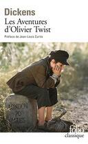 Couverture du livre « Les aventures d'Oliver Twist » de Charles Dickens aux éditions Gallimard