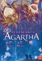 Couverture du livre « Les enfants d'Agartha t.2 » de Makoto Shinkai et Asahi Hidaka aux éditions Kaze