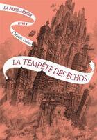 Couverture du livre « La Passe-miroir T.4 ; la tempête des échos » de Christelle Dabos aux éditions Gallimard-jeunesse