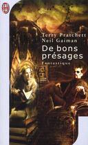 Couverture du livre « De bons presages » de Neil Gaiman aux éditions J'ai Lu