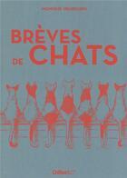 Couverture du livre « Brèves de chats » de Monique Neubourg aux éditions Chiflet