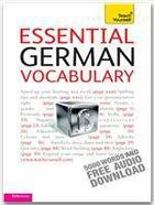 Couverture du livre « Essential German Vocabulary: Teach Yourself » de Lisa Kahlen aux éditions Teach Yourself