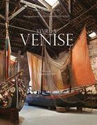 Couverture du livre « Vivre à Venise » de Toto Bergamo Rossi aux éditions Actes Sud