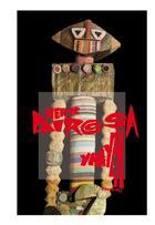 Couverture du livre « Hervé Di Rosa ; yhayen (procession) » de Numa Hambursin et Jean Seisser aux éditions Lienart