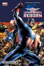 Couverture du livre « Captain America HORS-SERIE ; renaissance » de Bryan Hitch et Ed Brubaker et Butch Guice et Luke Ross aux éditions Panini