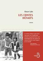 Couverture du livre « Les contes défaits » de Oscar Lalo aux éditions Belfond