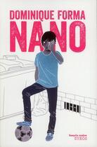 Couverture du livre « Nano » de Dominique Forma aux éditions Syros