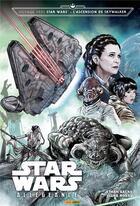 Couverture du livre « Star Wars ; l'ascension de Skywalker ; allégeance » de Luke Ross et Ethan Sacks aux éditions Panini