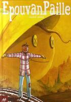 Couverture du livre « Épouvanpaille » de Michel Alzeal aux éditions Le Cycliste