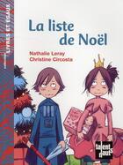 Couverture du livre « La liste de Noêl » de Christine Circosta et Nathalie Leray aux éditions Talents Hauts
