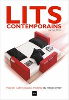 Couverture du livre « Lits Contemporains » de Eva Marin aux éditions Vilo