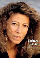 Couverture du livre « Plus d'une langue » de Barbara Cassin aux éditions Bayard
