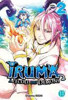 Couverture du livre « Iruma à l'école des démons T.2 » de Osamu Nishi aux éditions Nobi Nobi
