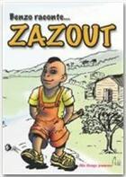 Couverture du livre « Zazout » de Benzo aux éditions Epagine