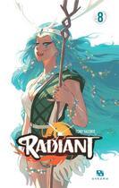 Couverture du livre « Radiant T.8 » de Tony Valente aux éditions Ankama