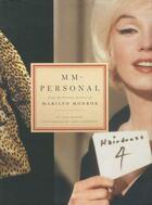 Couverture du livre « MM - Personal: From the Private Archive of Marilyn Monroe » de Lois Banner et Mark Anderson aux éditions Abrams
