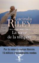 Couverture du livre « Les sept soeurs T.2 ; la soeur de la tempête » de Lucinda Riley aux éditions Charleston