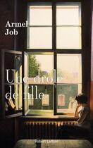 Couverture du livre « Une drôle de fille » de Armel Job aux éditions Robert Laffont