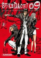 Couverture du livre « Sukedachi 09 T.2 » de Seishi Kishimoto aux éditions Kurokawa
