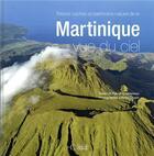 Couverture du livre « Martinique vue du ciel » de Patrick Chamoiseau aux éditions Herve Chopin
