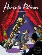 Couverture du livre « Hercule Potiron t.2 ; Hollywood » de Pierre Veys et Giancarlo Caracuzzo aux éditions Delcourt