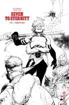 Couverture du livre « Seven to eternity T.5 ; tomber de haut » de Rick Remender et Jerome Opena aux éditions Urban Comics