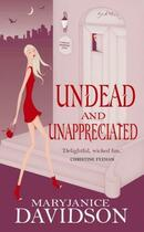 Couverture du livre « Undead and Unappreciated » de Mary Janice Davidson aux éditions Little Brown Book Group Digital