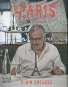 Couverture du livre « J'AIME PARIS: A TASTE OF PARIS IN 200 CULINARY DESTINATIONS » de Alain Ducasse aux éditions Abrams