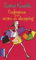 Couverture du livre « Confessions d'une accro du shopping » de Sophie Kinsella aux éditions Pocket Jeunesse