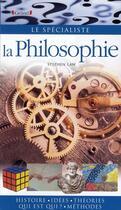 Couverture du livre « La philosophie » de Law Stephen aux éditions Grund