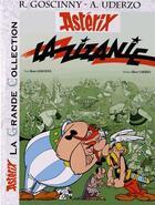 Couverture du livre « Astérix T.15 ; la zizanie » de Rene Goscinny et Albert Uderzo aux éditions Hachette