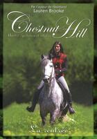 Couverture du livre « Chestnut hill t.1 ; la rentrée » de Lauren Brooke aux éditions Pocket Jeunesse