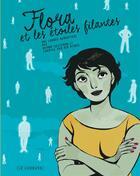 Couverture du livre « Flora et les étoiles filantes » de Daphne Collignon et Chantal Van Den Heuvel aux éditions Lombard