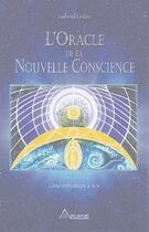 Couverture du livre « Oracle nouvelle conscience » de Gabriel Uribe aux éditions Ariane