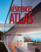 Couverture du livre « Maisons d architectes atlas 1.0 » de Asensio. Franci aux éditions Vilo