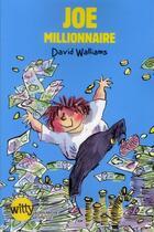 Couverture du livre « Joe millionnaire » de David Walliams et Quentin Blake aux éditions Albin Michel Jeunesse