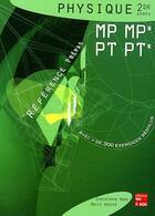 Couverture du livre « Physique 2de Annee Mp Mp , Pt, Pt* ; Reference Prepas » de Pierre Moreau aux éditions Tec Et Doc