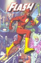 Couverture du livre « Flash t.1 » de Scott Kolins et Geoff Johns aux éditions Semic