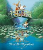 Couverture du livre « La famille Passiflore, pirouette & nymphéas » de Loic Jouannigot aux éditions Daniel Maghen