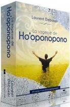 Couverture du livre « La sagesse de ho'oponopono » de Laurent Debaker aux éditions Courrier Du Livre